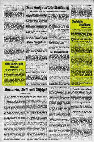prozessionen in deutschland